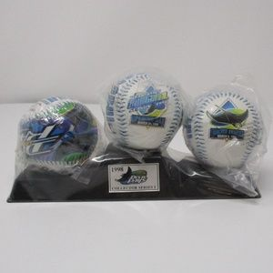 Other - Tampa Bay Devil Rays Collectible Baseballs 1998